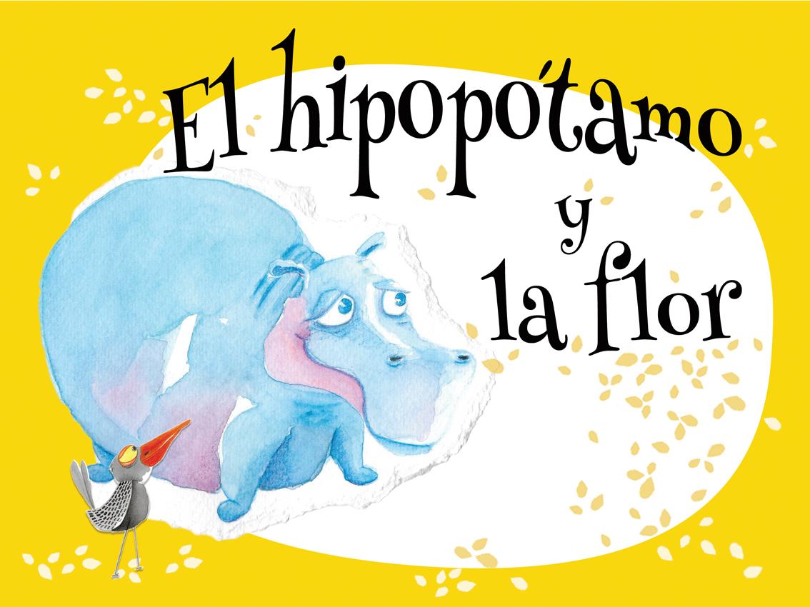 Cover Book El hipopótamo y la flor